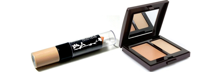 Makeup for mature faces: Concealer