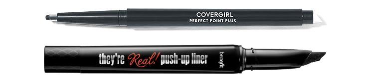 Makeup for mature faces: Eyeliner