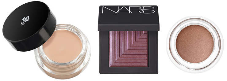 Makeup for mature faces: Eyeshadow