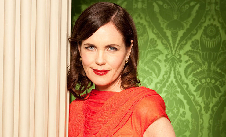 Makeup for mature faces: Elizabeth McGovern