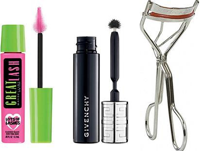 Makeup for mature faces: Mascara