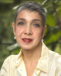 Yona Zeldis McDonough gray hair