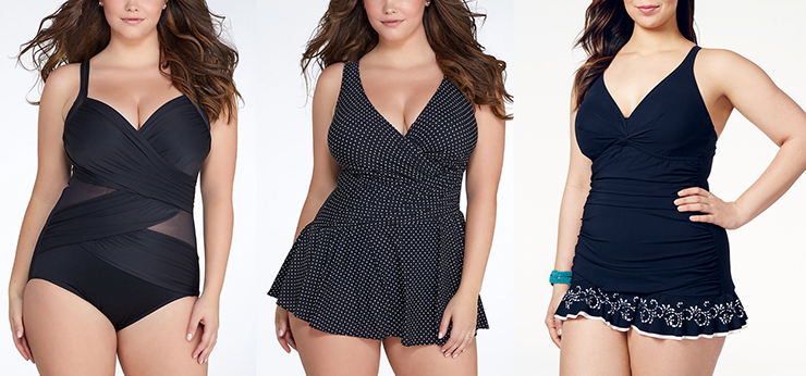 a4e30cde915f1 Another online site that understands the needs of full-figured women is  Bare Necessities. Its Network Madero Miraclesuit lifts your breasts with  underwire ...