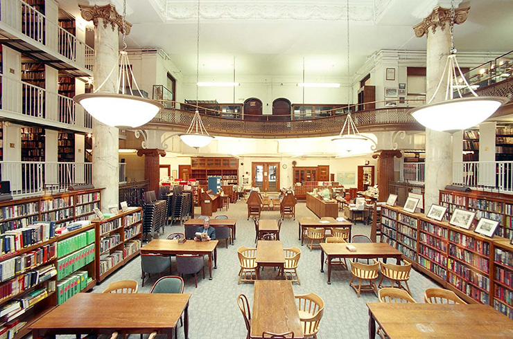 NYCITYWOMAN   Private Libraries in New York City   NYCITYWOMAN