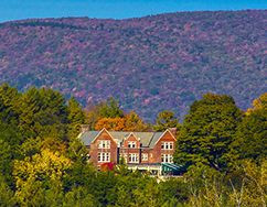 Wilburton Inn in Fall