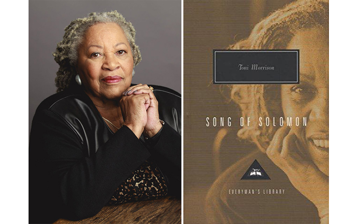 Song of Solomon Toni Morrison