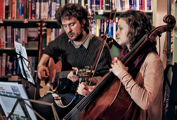 The Bookshop Band