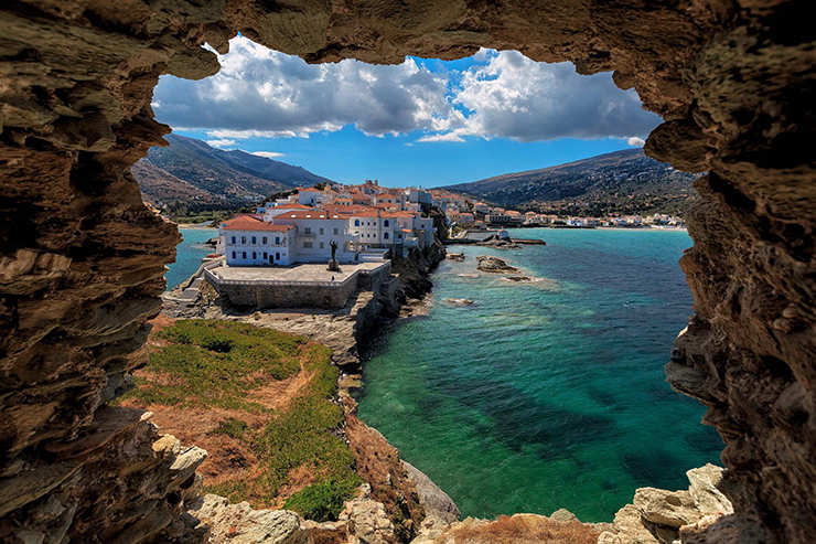Fine Art Travel on Andros