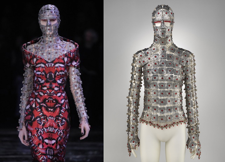 Alexander McQueen in Jewelry: The Body Transformed