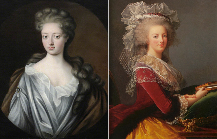 18th century grey